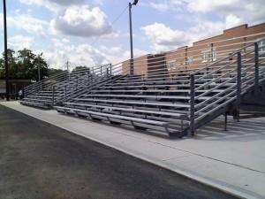 260 Seat Bleachers